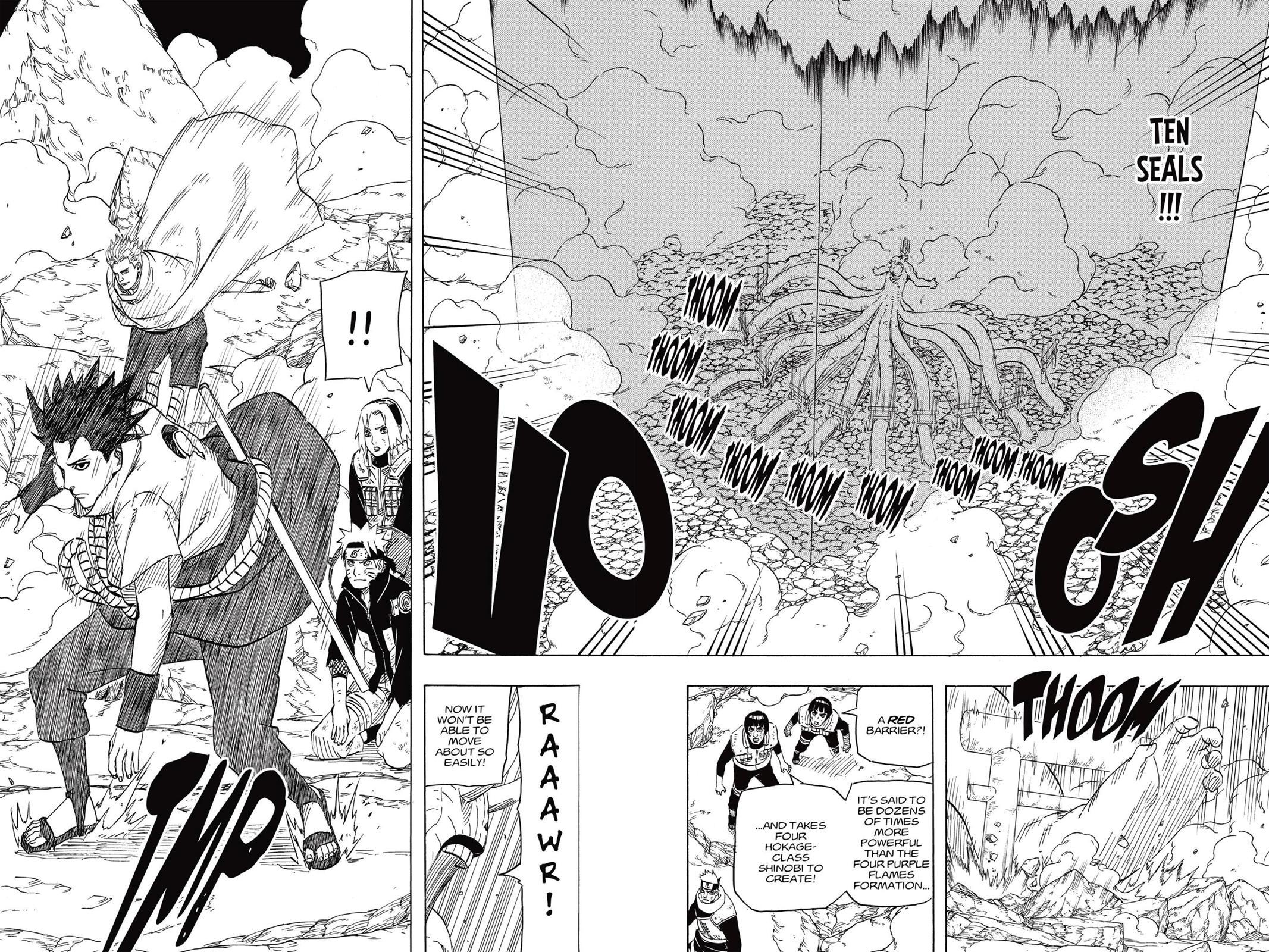 Naruto, Chapter 631 image 009