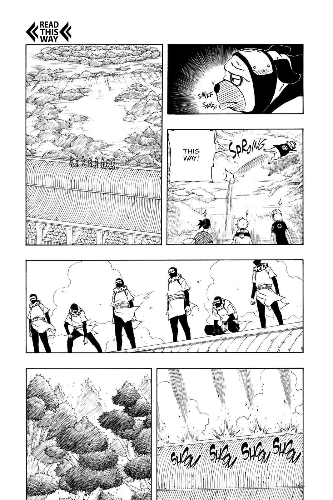 Naruto, Chapter 118 image 014