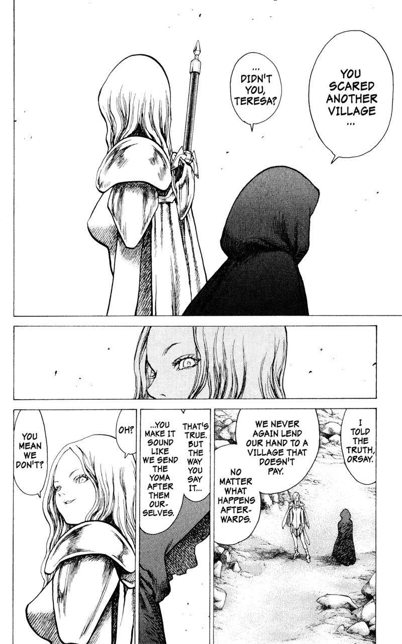 Claymore, Chapter 12 image 009