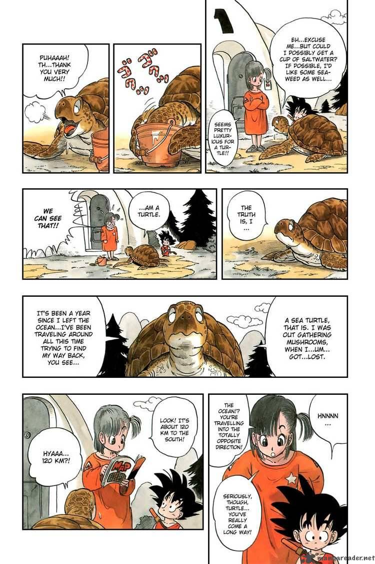 Dragon Ball, Chapter 3 image 005