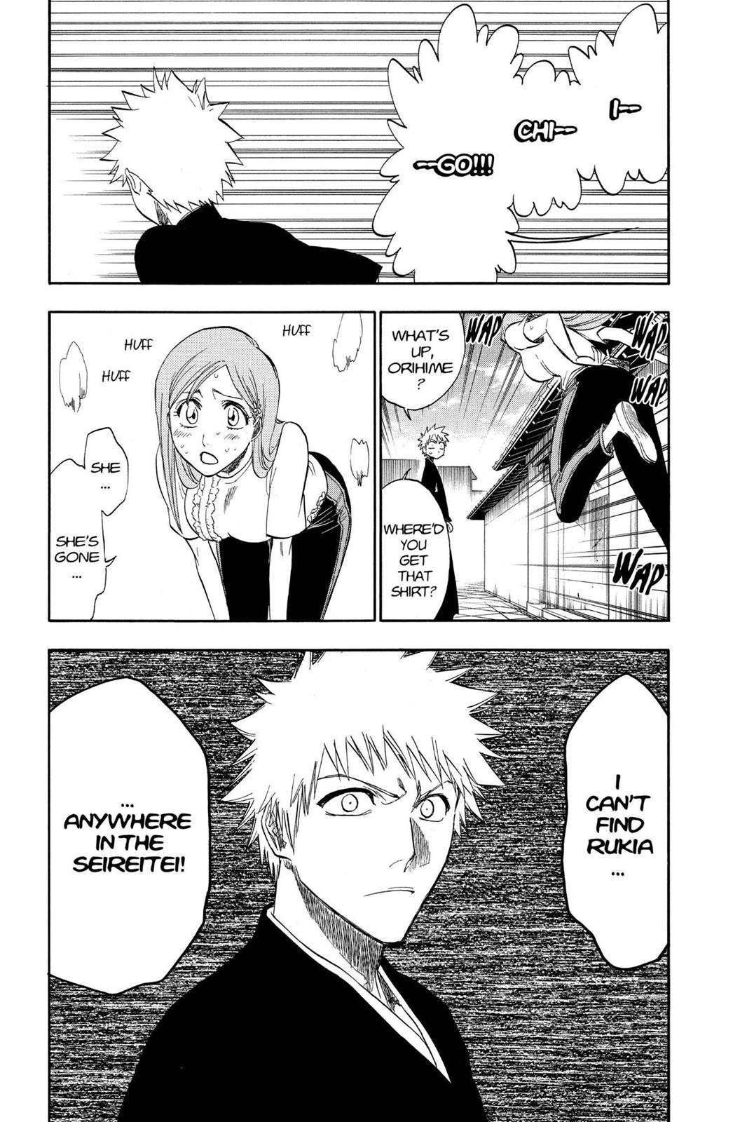Bleach, Chapter 180 image 021