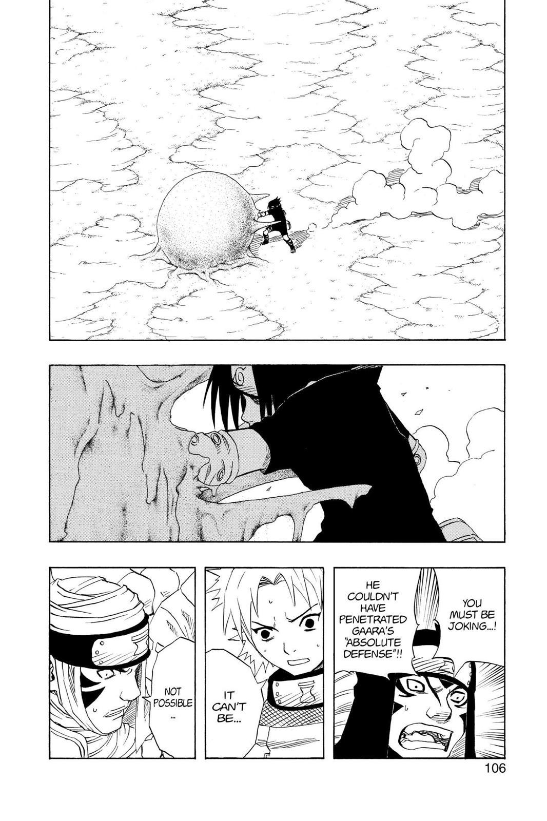 Naruto, Chapter 114 image 002