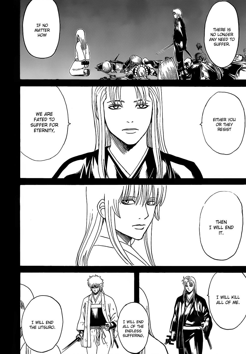 Gintama Chapter, 593 image 018