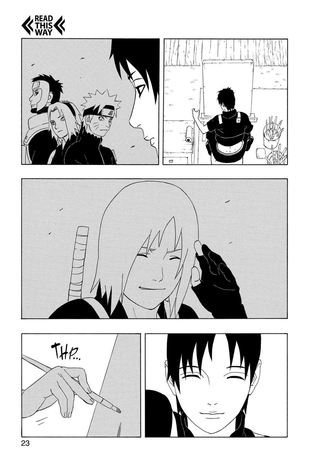 Naruto, Chapter 310 image 023