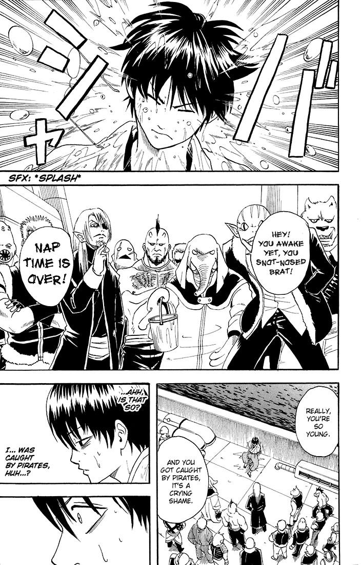 Gintama Chapter, 14 image 009