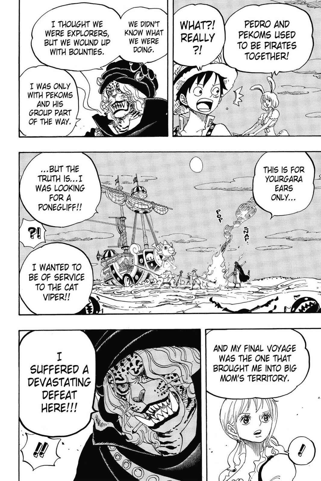 One Piece, Chapter 830 image 012