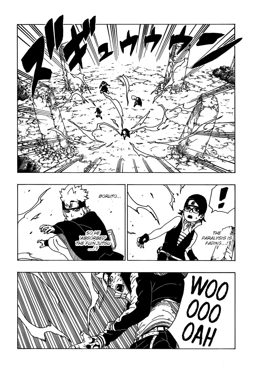 Boruto Manga, Chapter 23 image 021