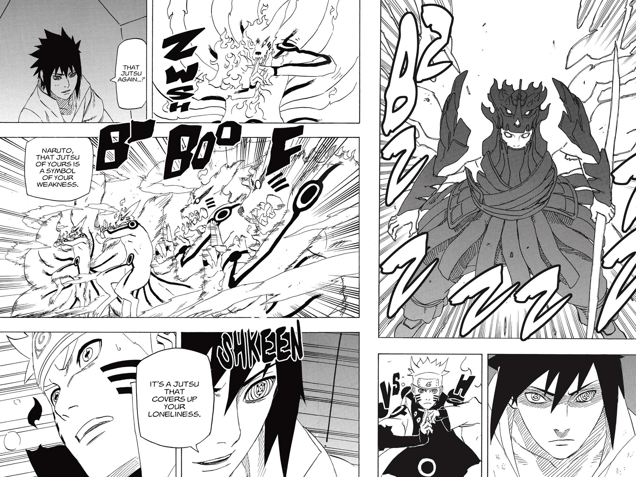 Naruto, Chapter 696 image 008