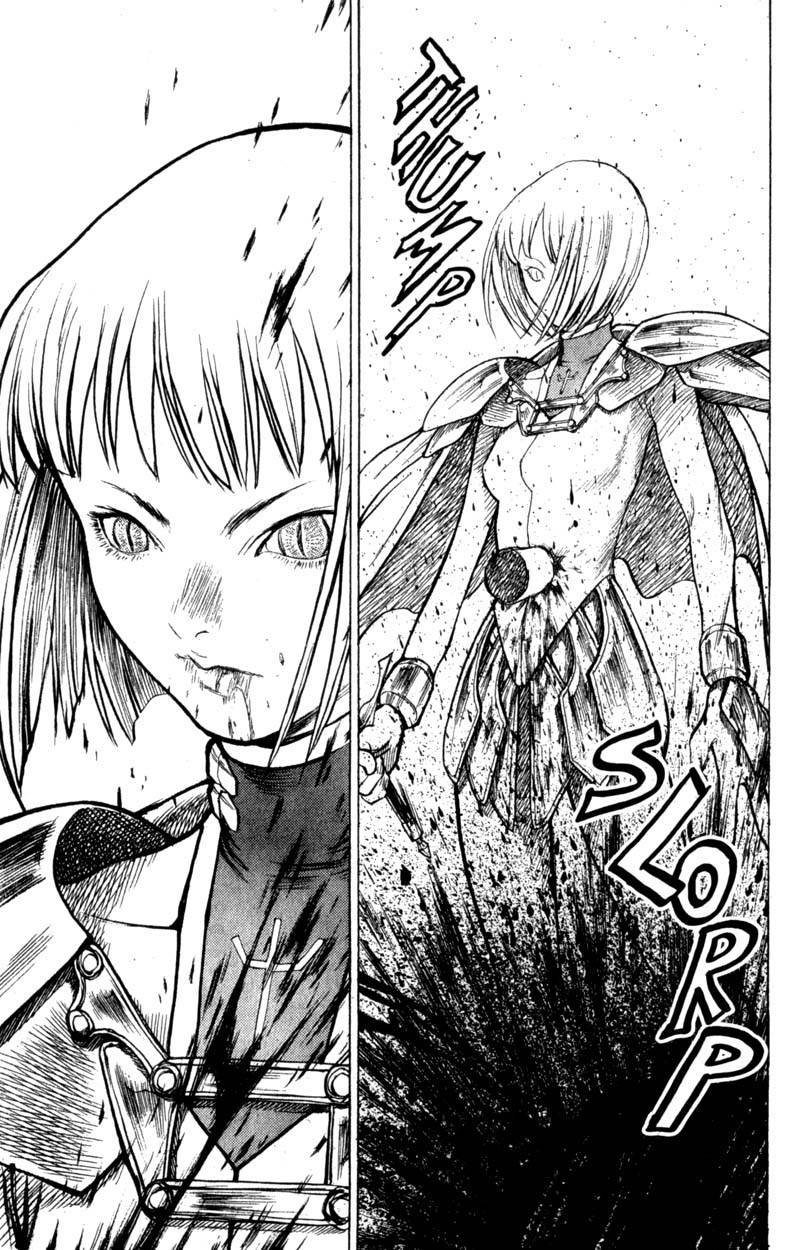 Claymore, Chapter 3 image 030