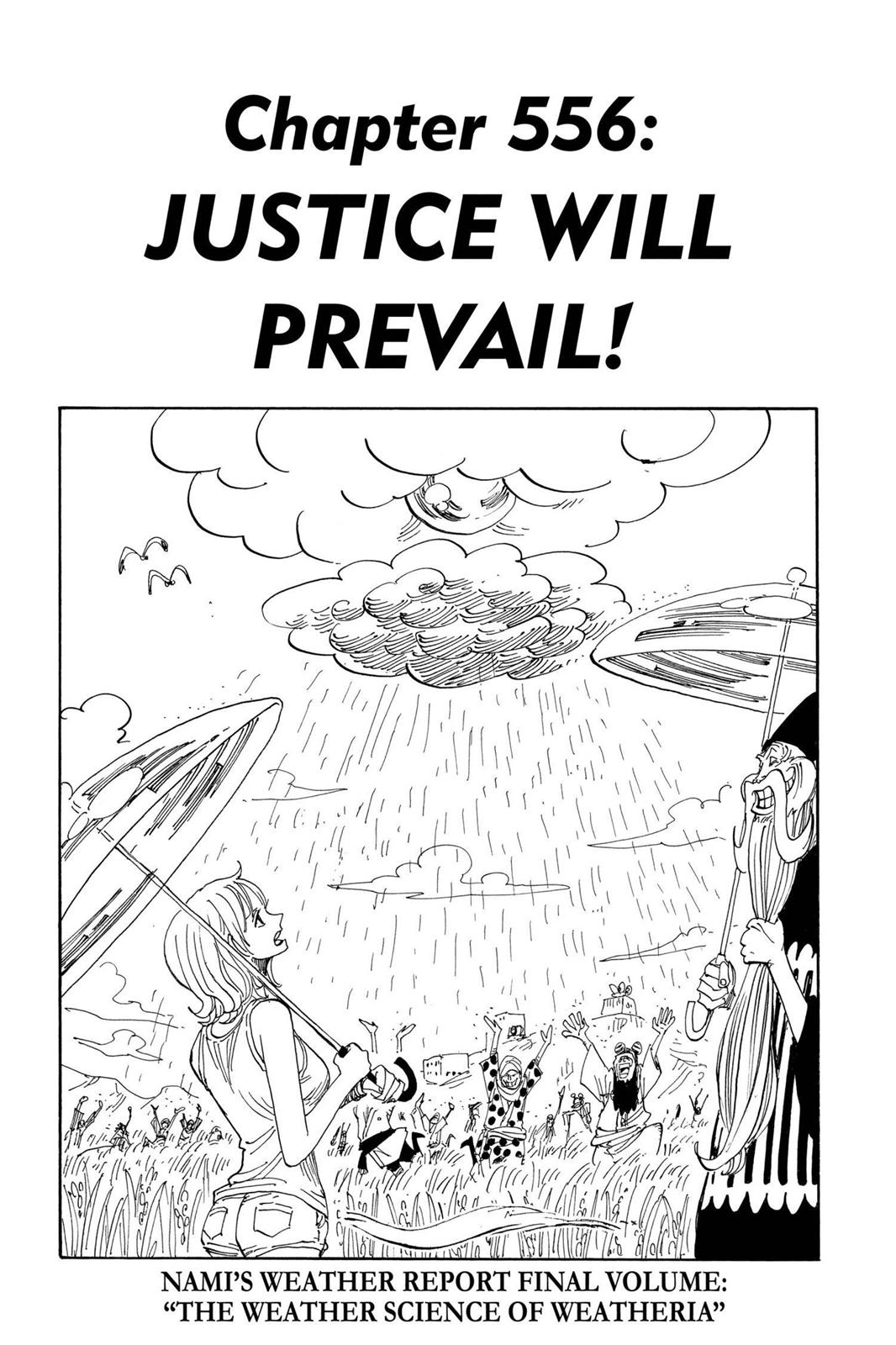 One Piece, Chapter 556 image 001