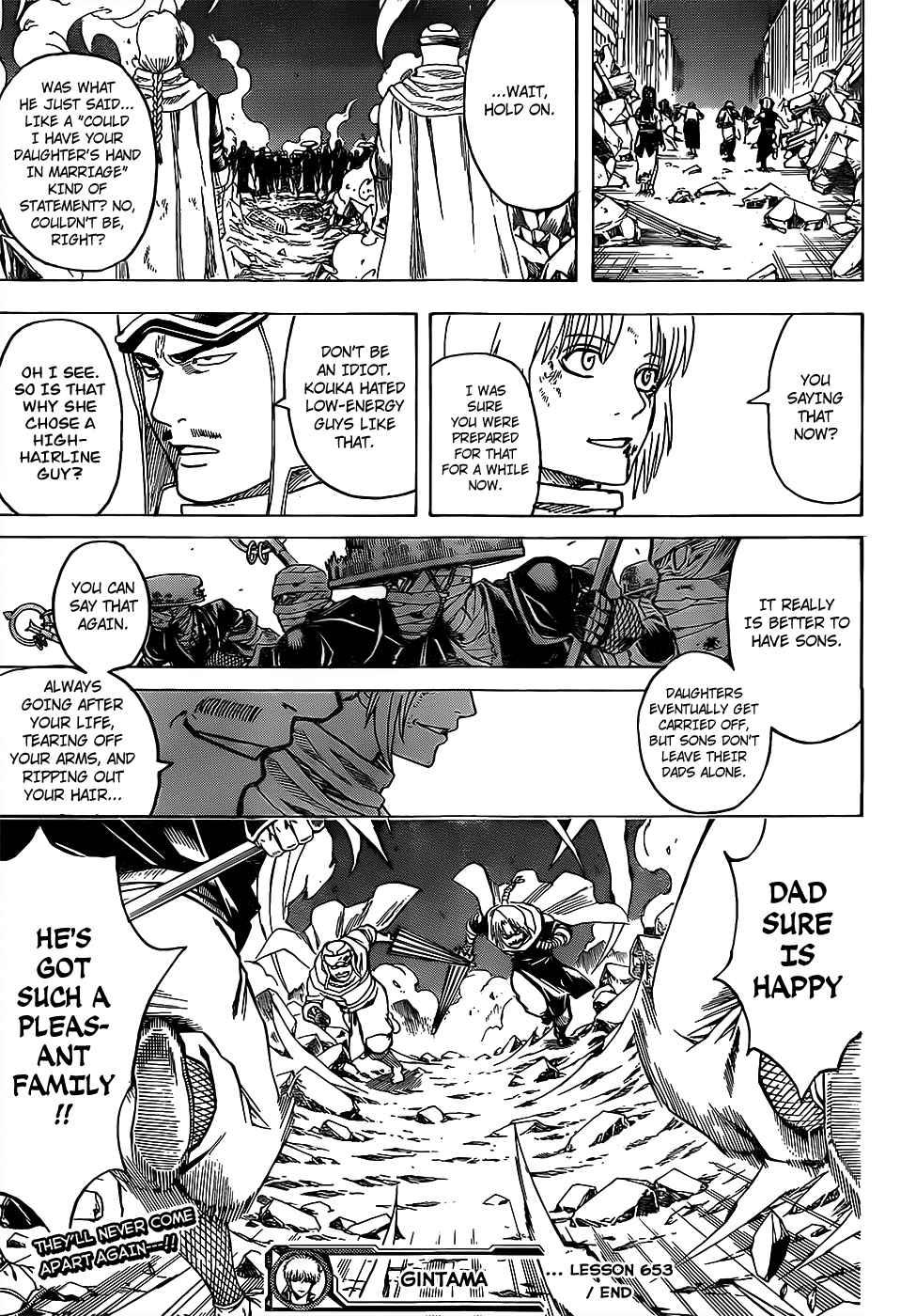 Gintama Chapter, 653 image 019