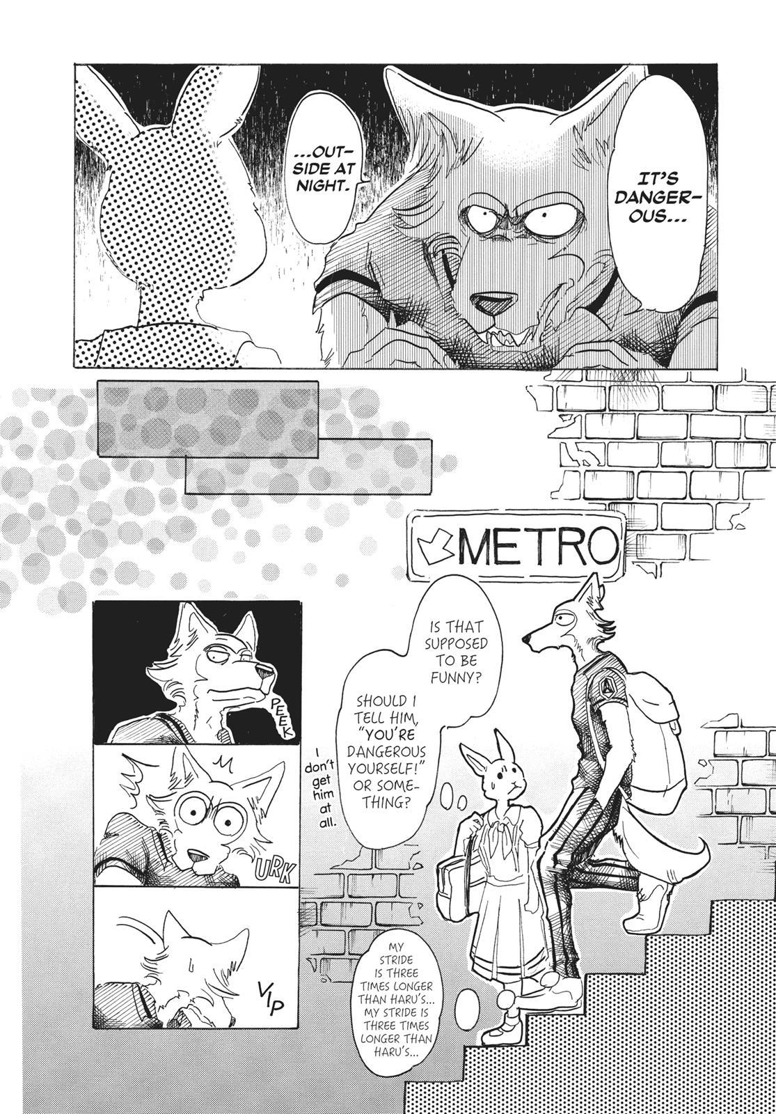 Beastars Manga, Chapter 29 image 013