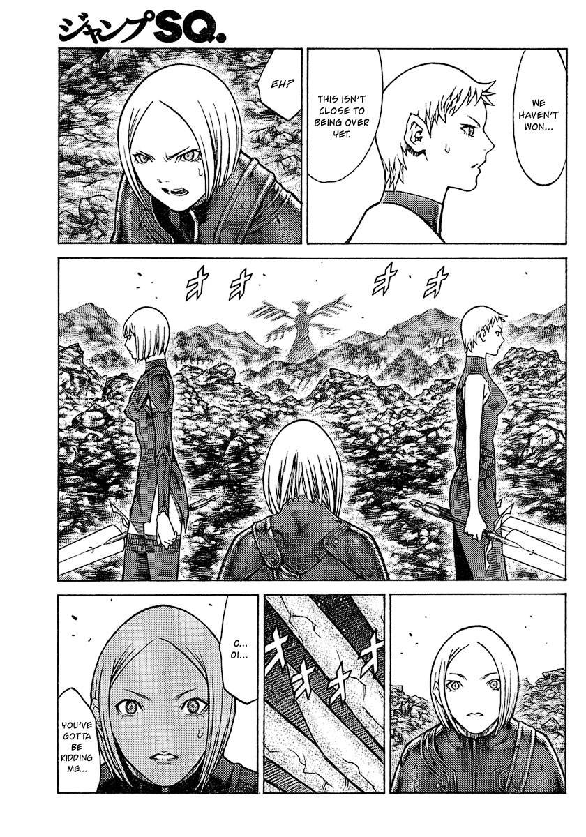 Claymore, Chapter 96 image 027
