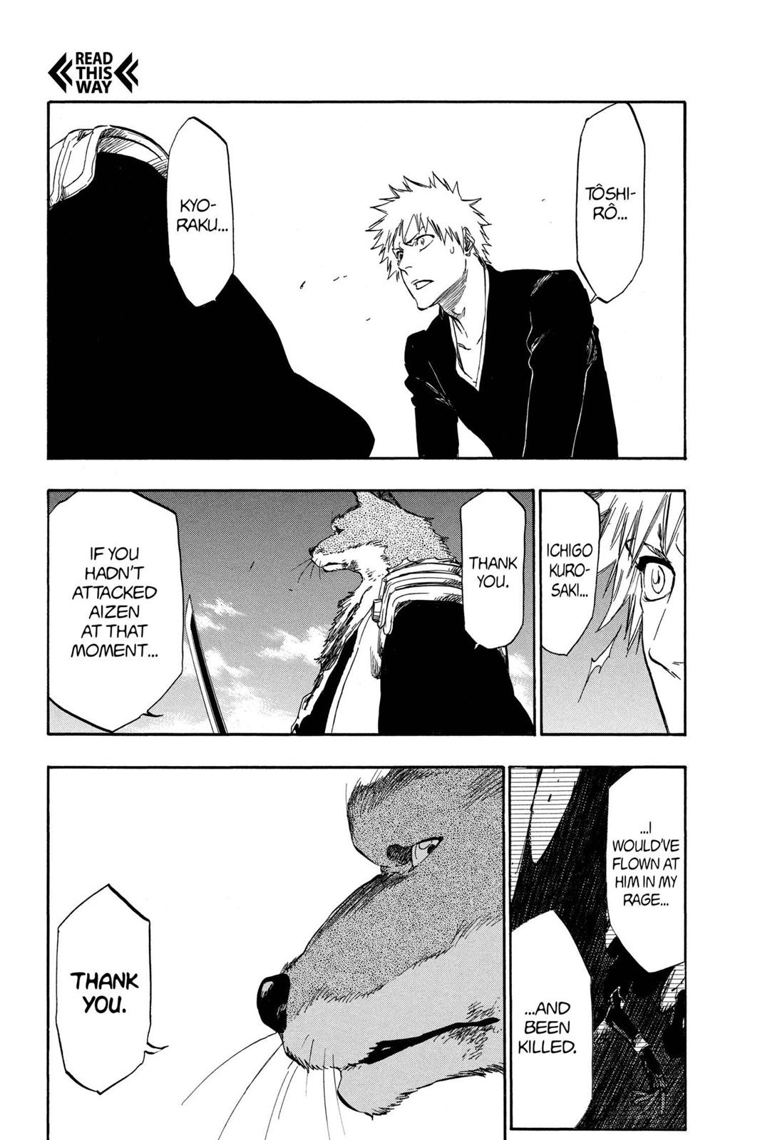 Bleach, Chapter 389 image 006