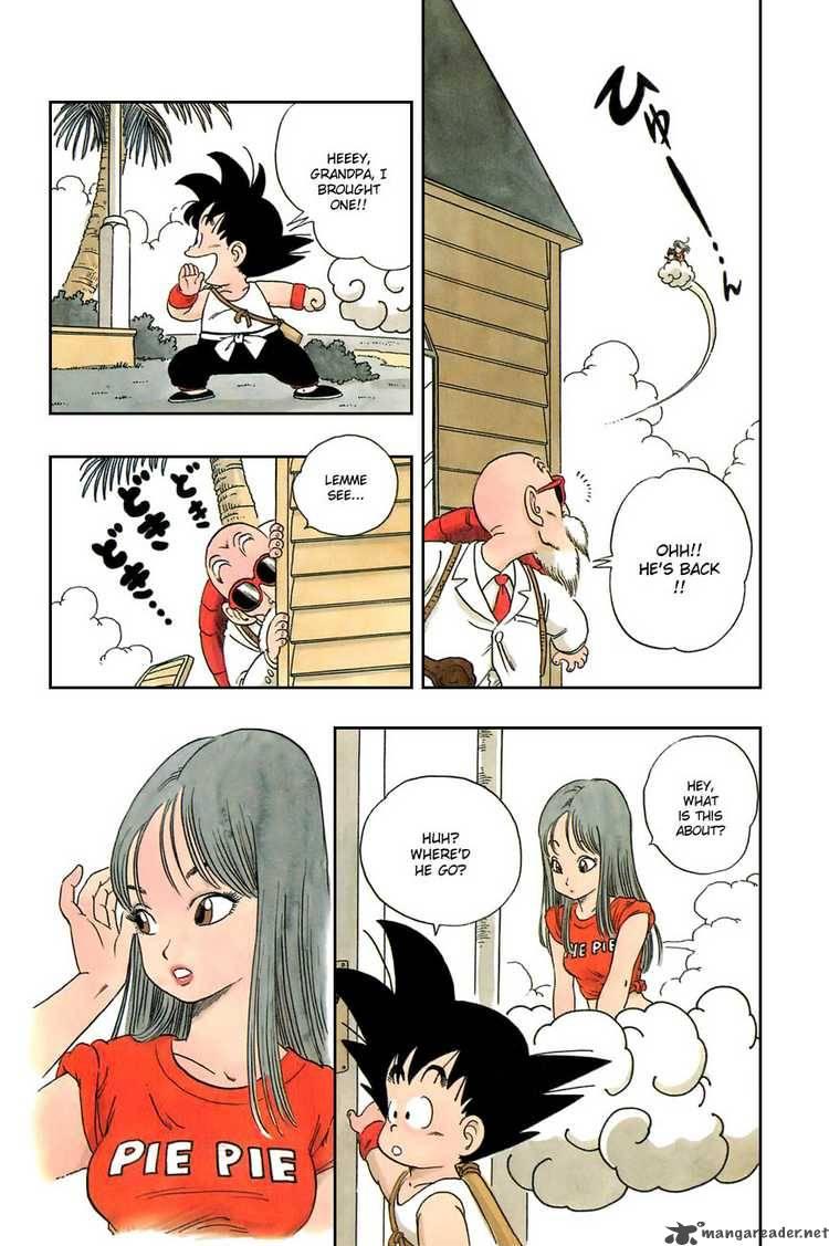 Dragon Ball, Chapter 25 image 003