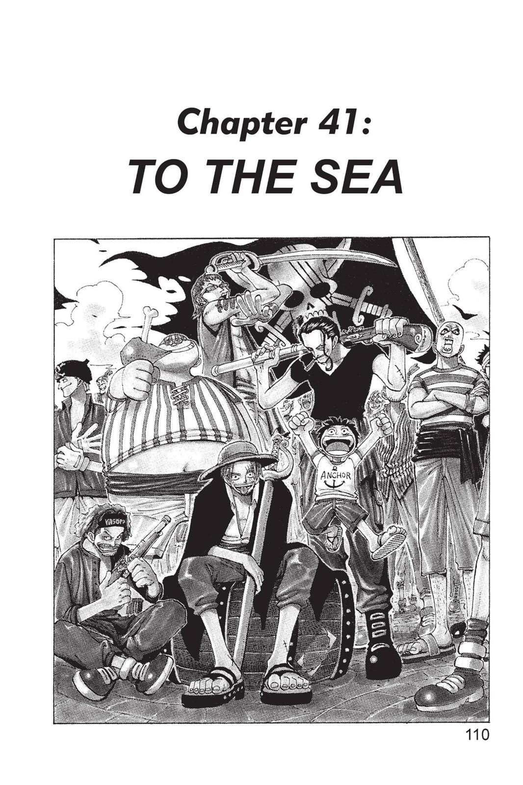 One Piece, Chapter 41 image 001