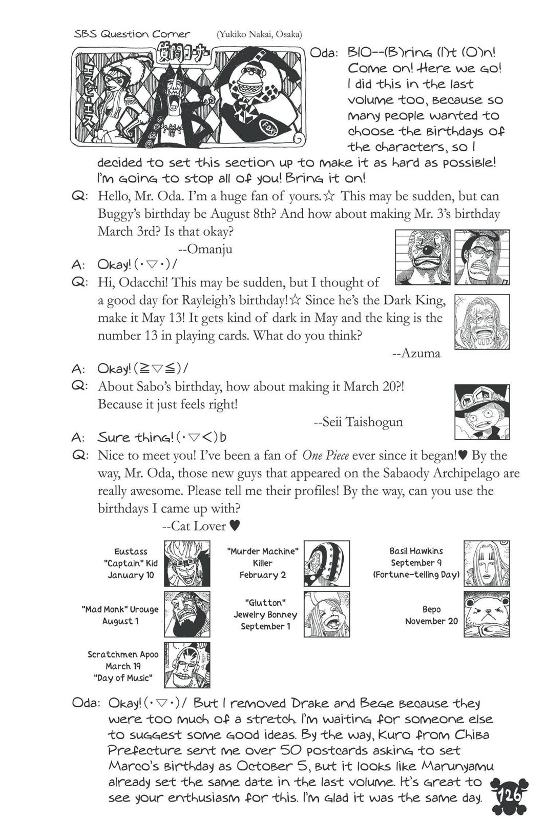 One Piece, Chapter 590 image 020
