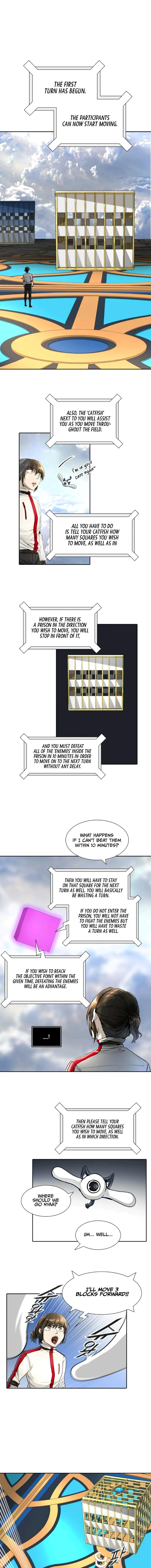 Tower Of God, Chapter 487 image 005