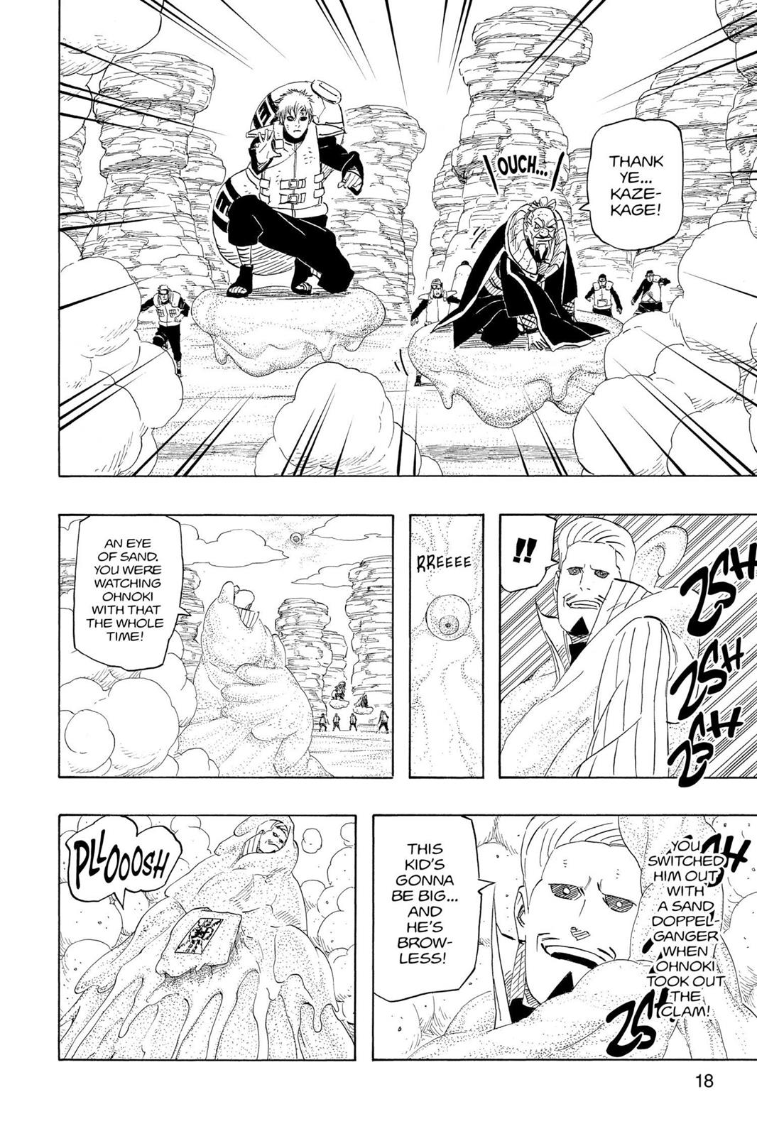 Naruto, Chapter 556 image 018