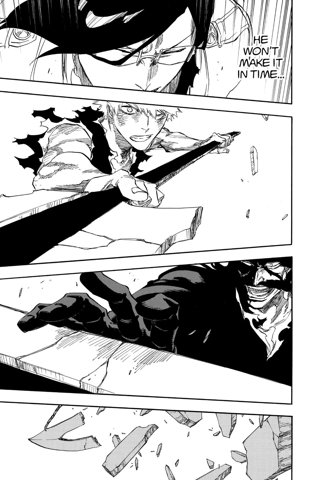 Bleach, Chapter 684 image 013