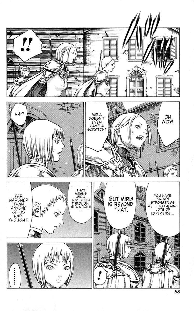 Claymore, Chapter 54 image 017