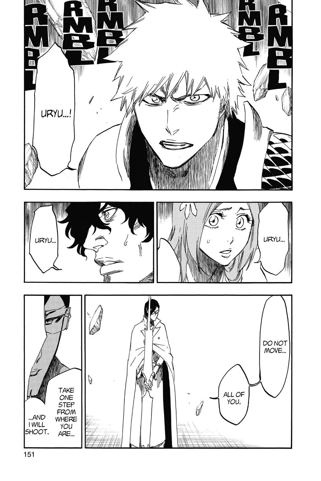 Bleach, Chapter 620 image 003