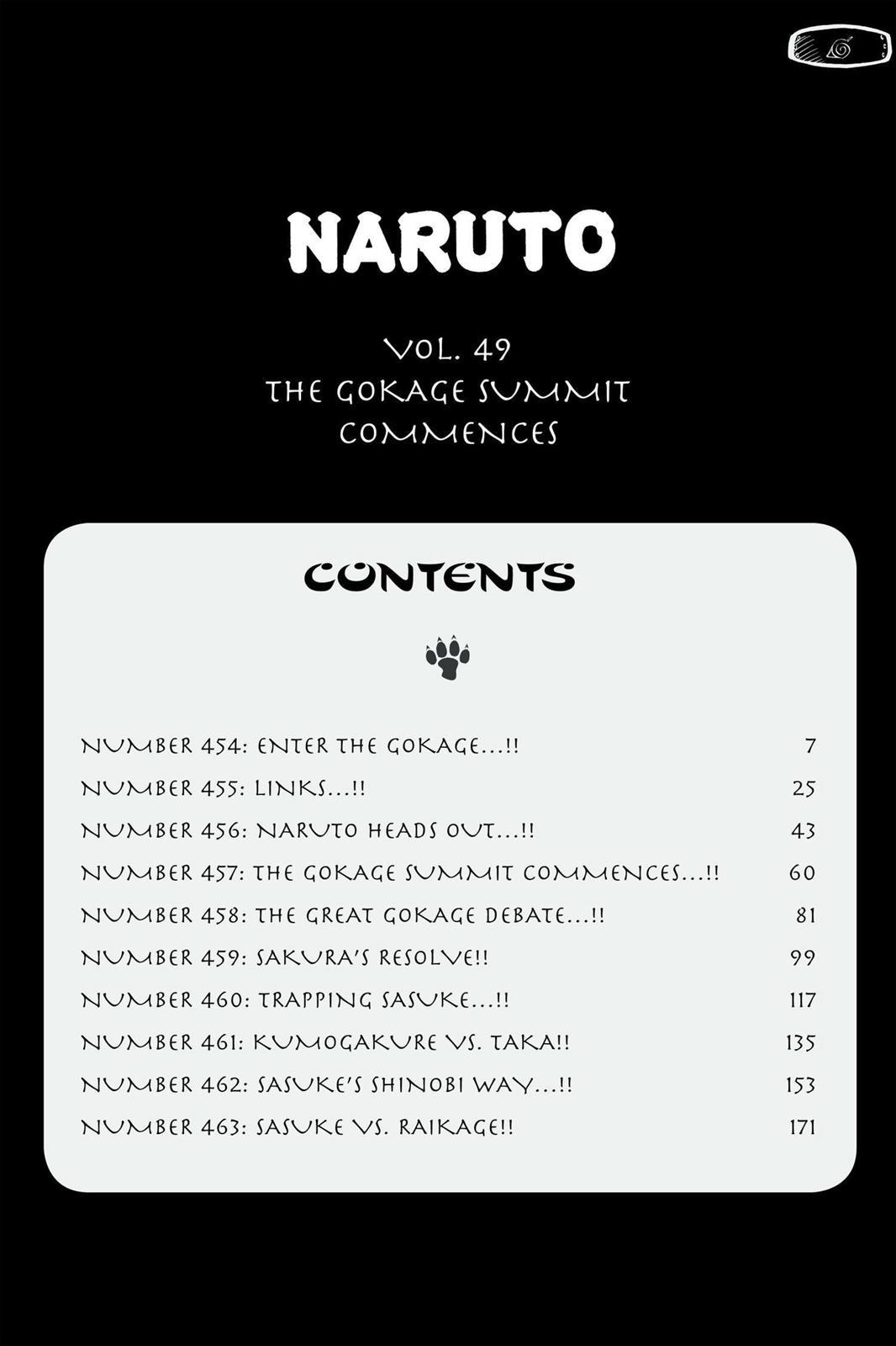 Naruto, Chapter 454 image 007