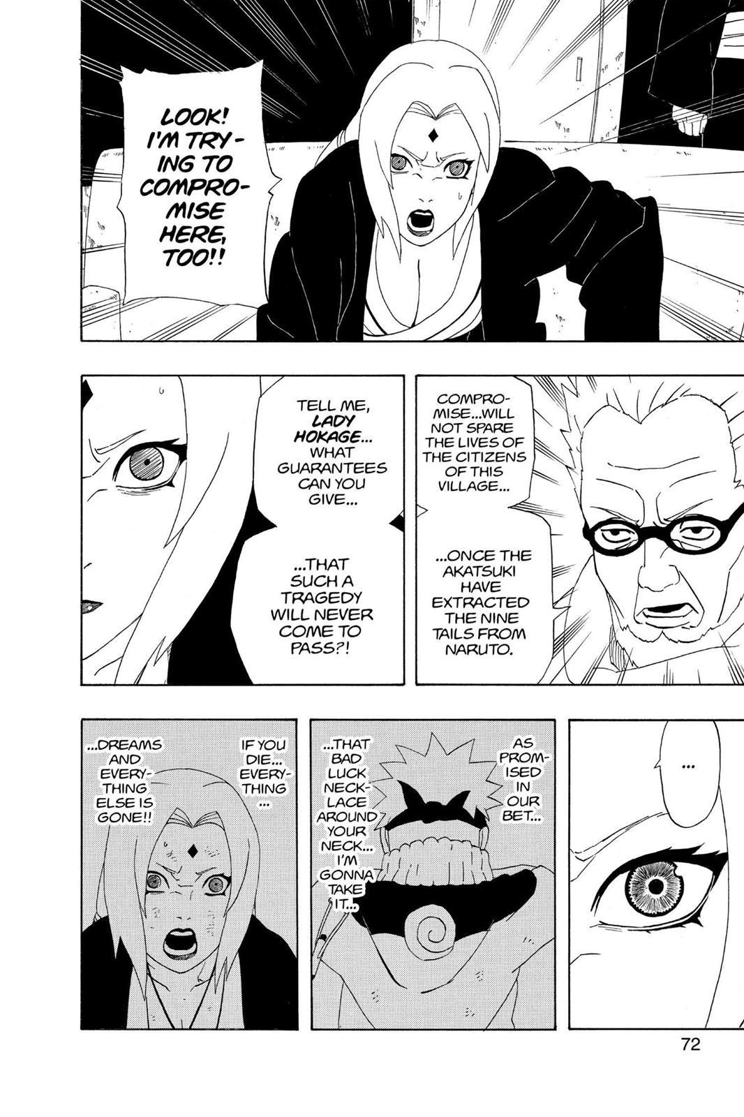 Naruto, Chapter 284 image 004