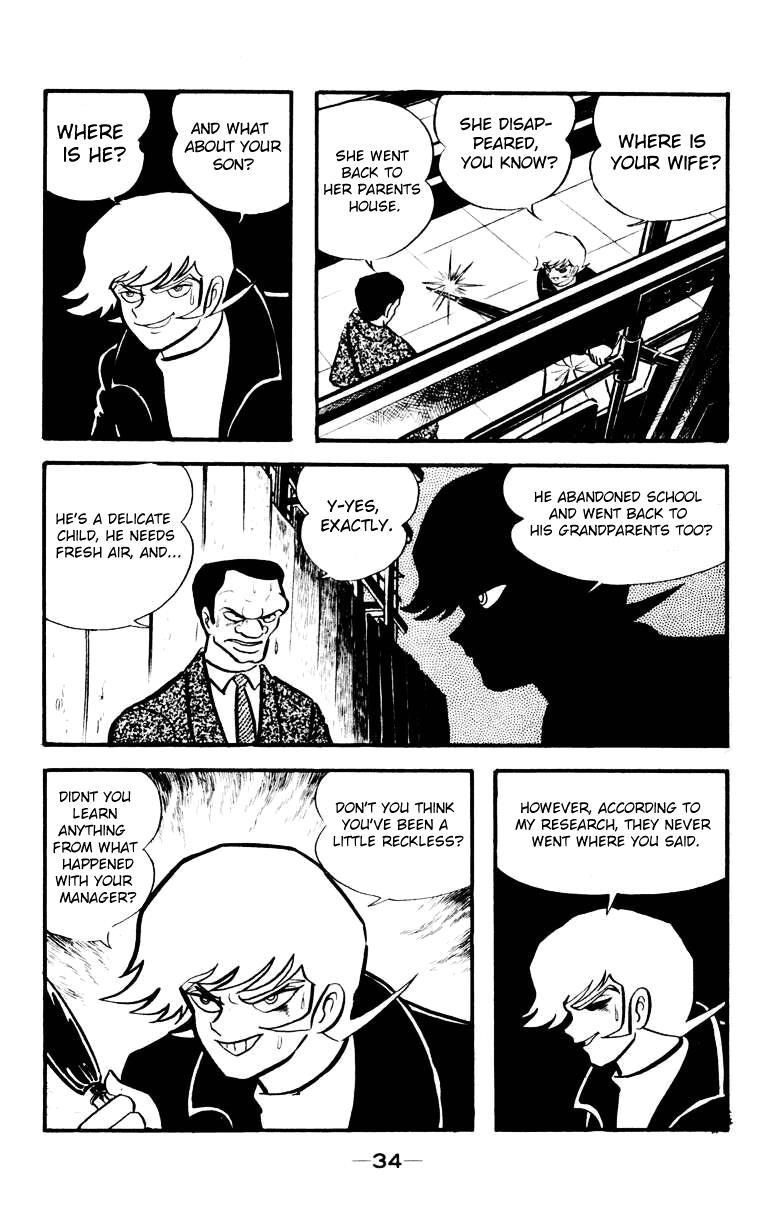 Devilman, Chapter 3 image 031