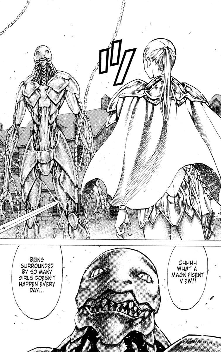 Claymore, Chapter 52 image 017