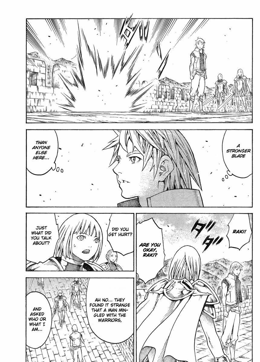 Claymore, Chapter 132 image 019