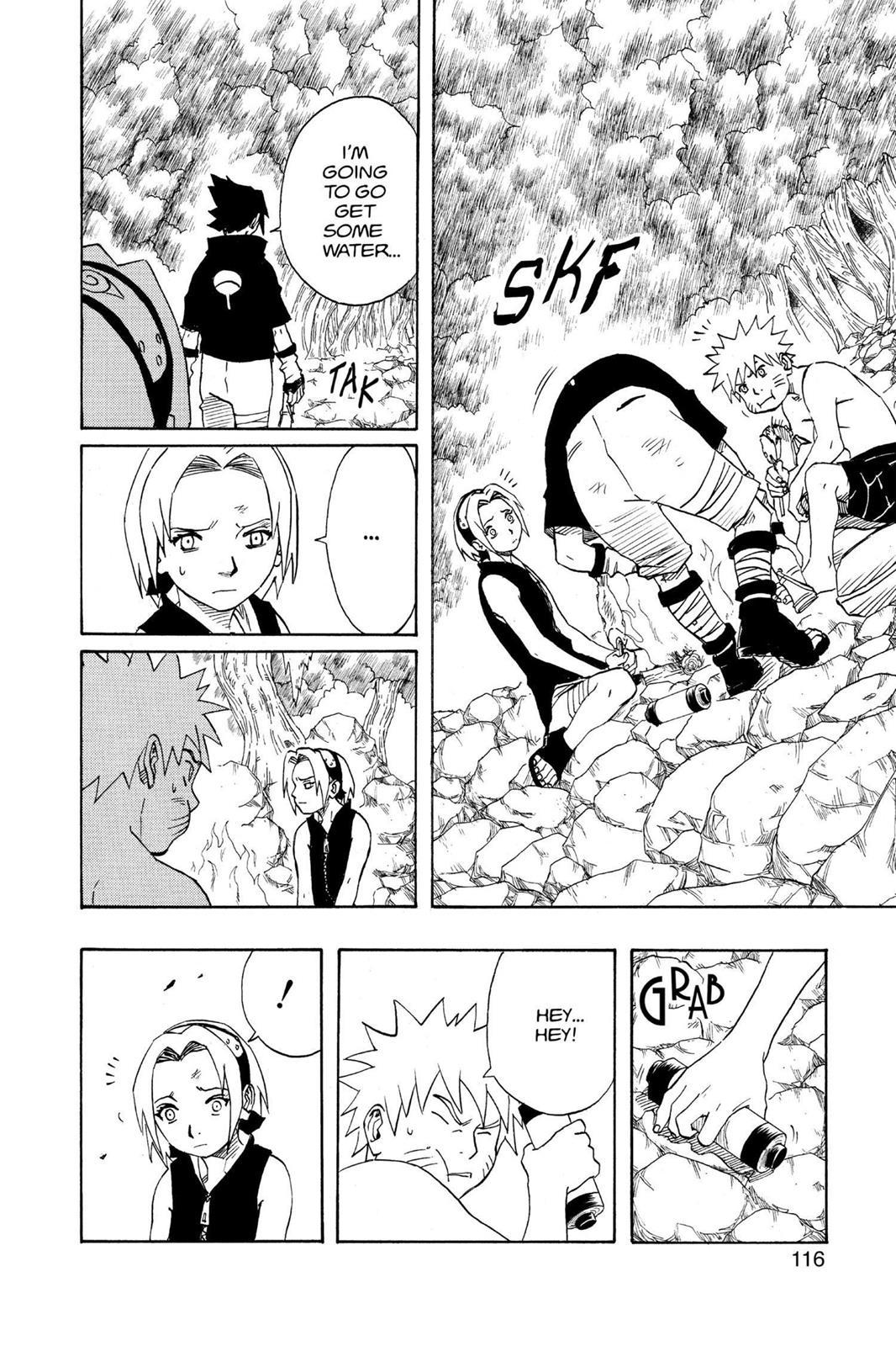 Naruto, Chapter 60 image 011