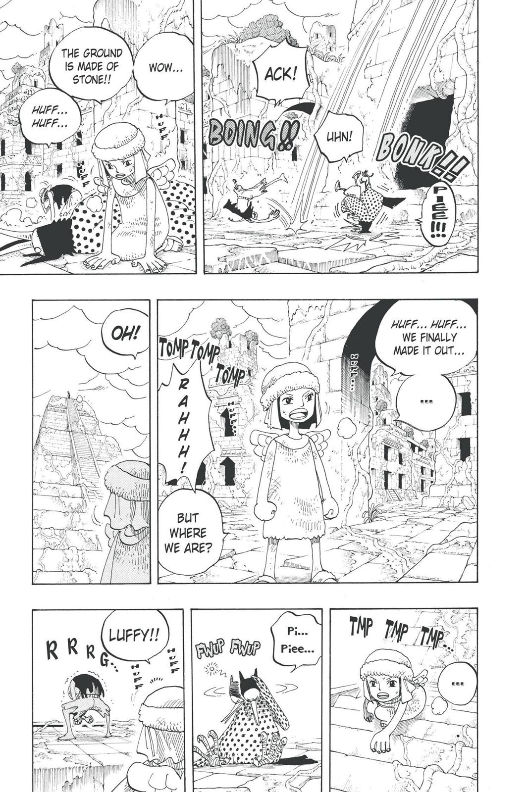 One Piece, Chapter 277 image 011
