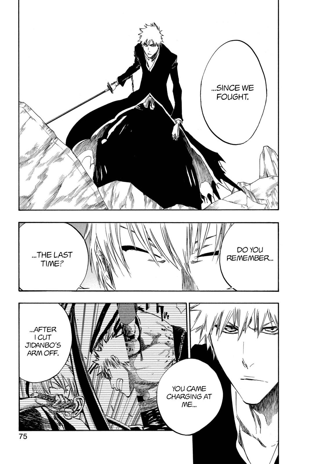 Bleach, Chapter 399 image 007