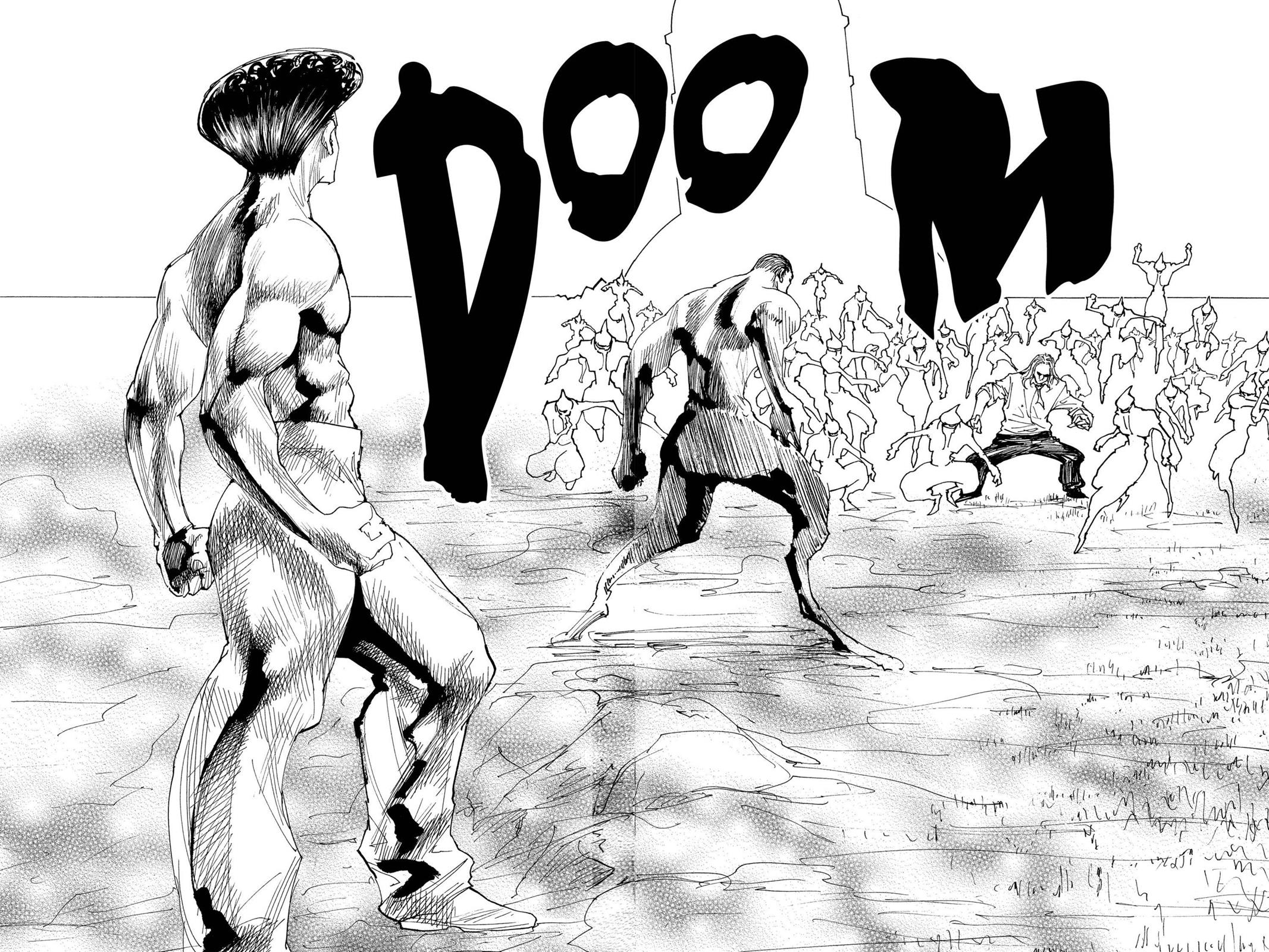 Hunter X Hunter, Chapter 284 image 014