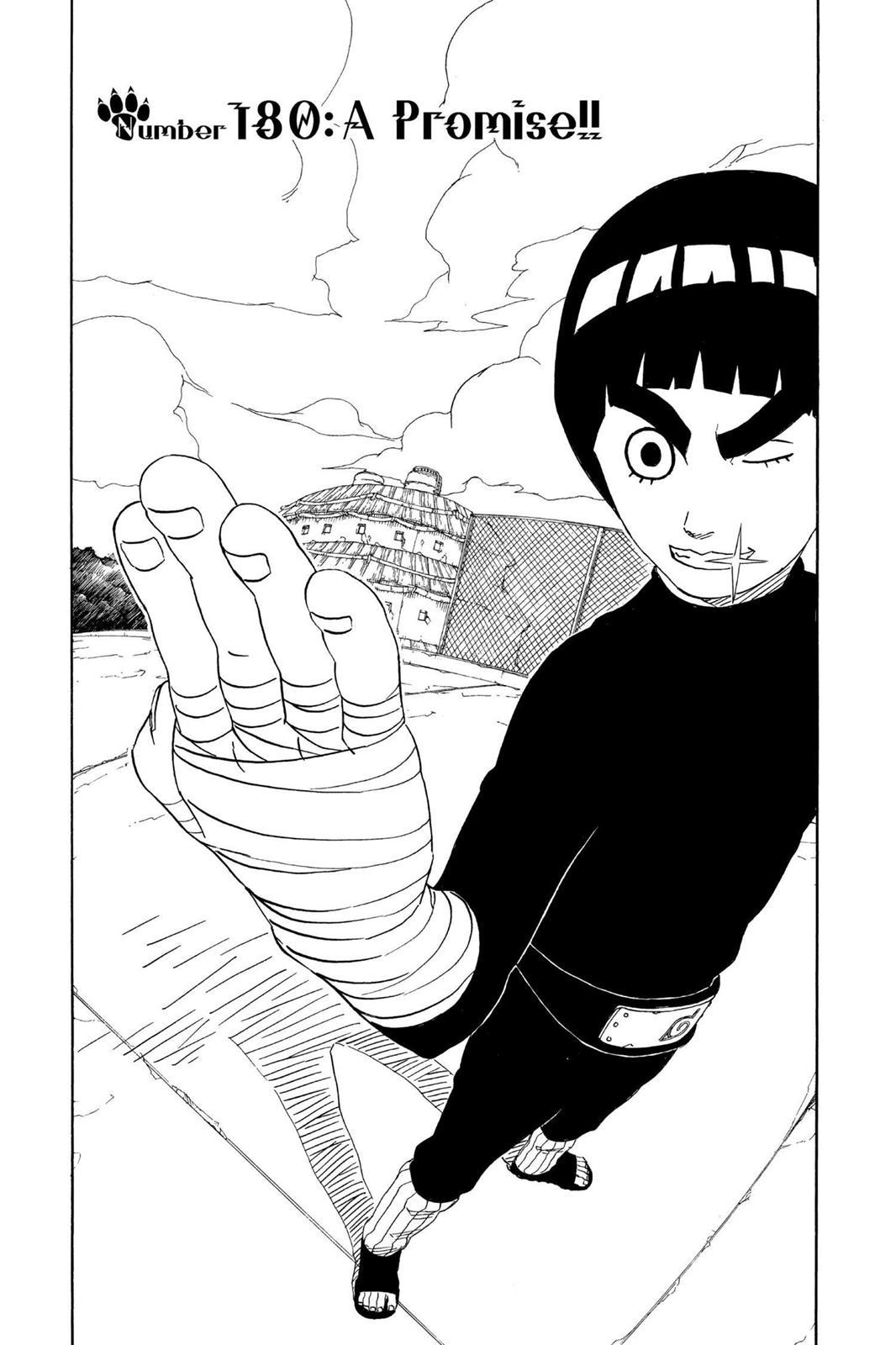 Naruto, Chapter 180 image 001