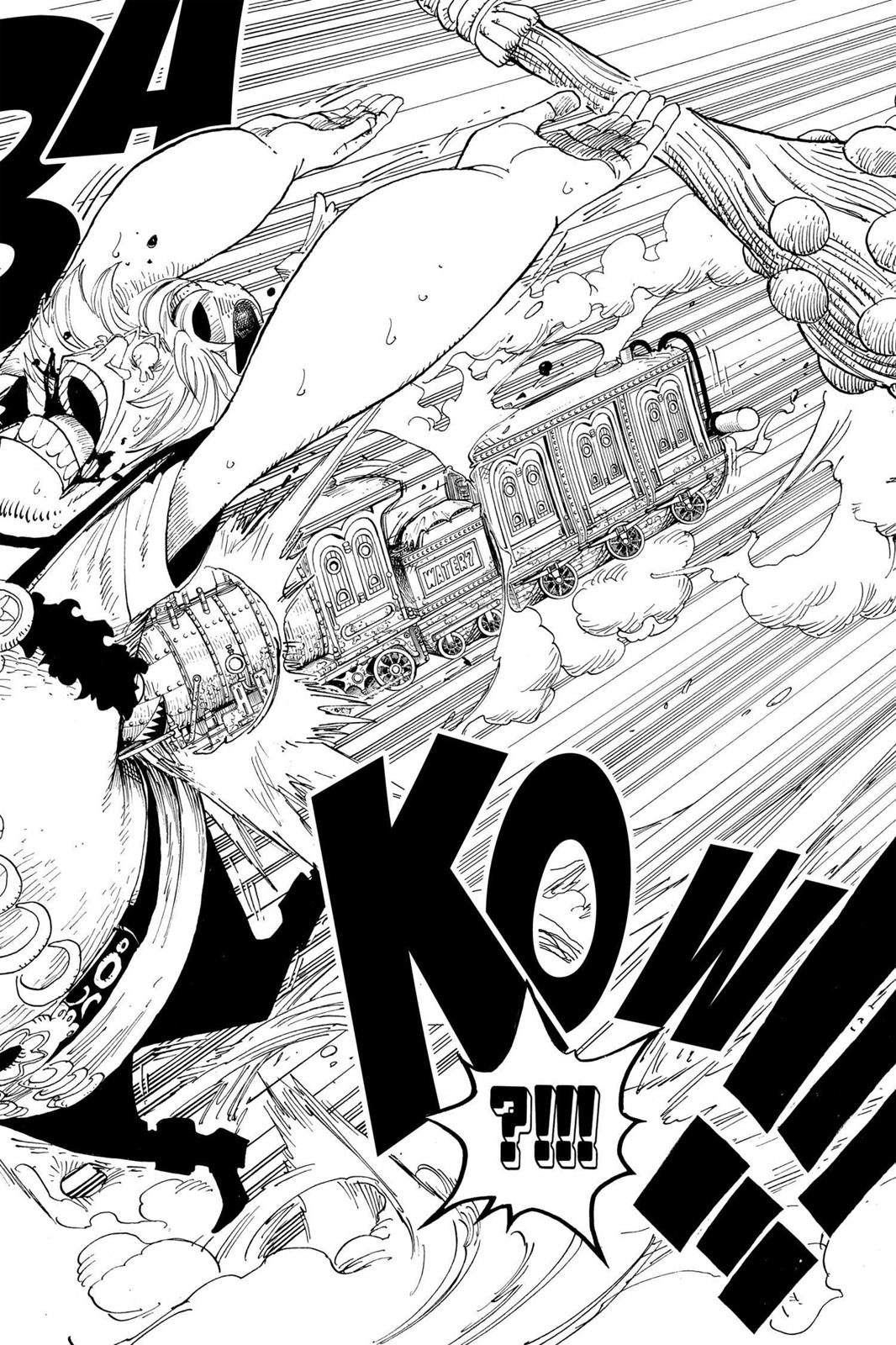 One Piece, Chapter 380 image 016