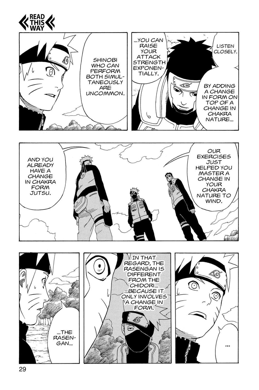 Naruto, Chapter 321 image 005