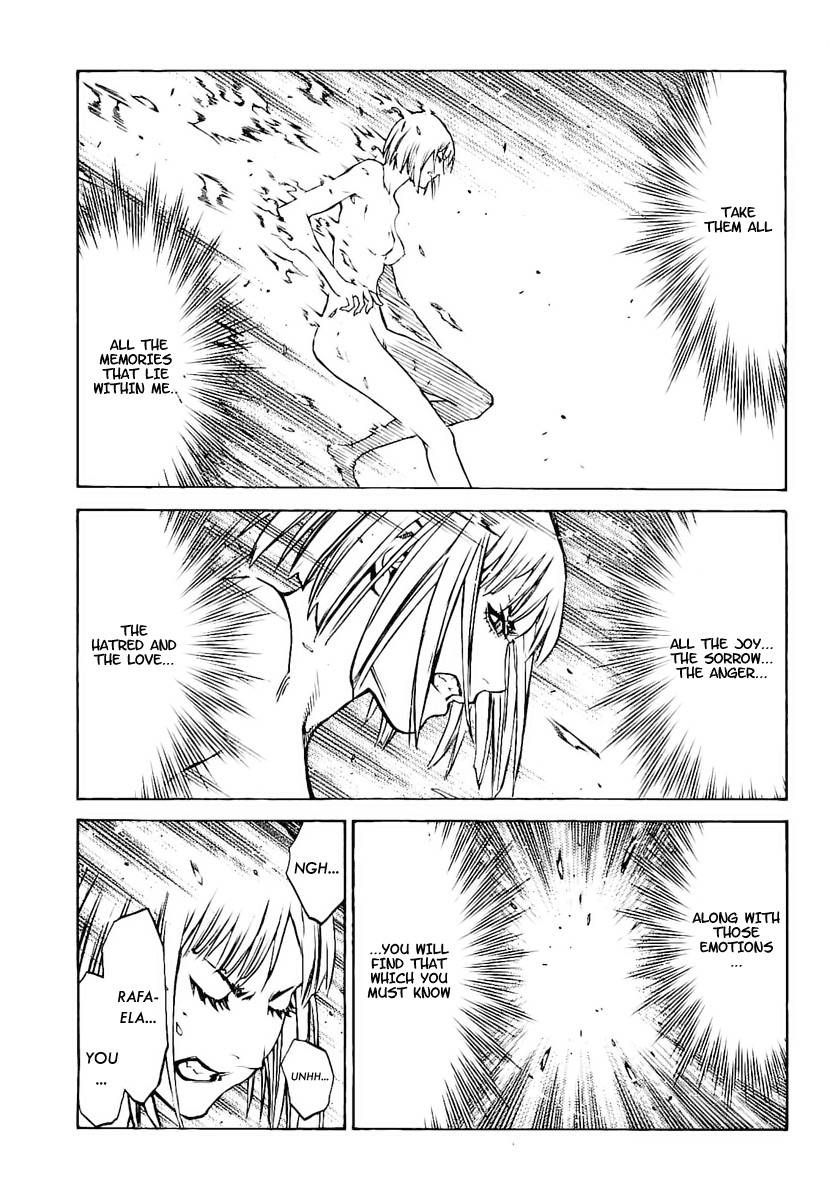 Claymore, Chapter 92 image 024