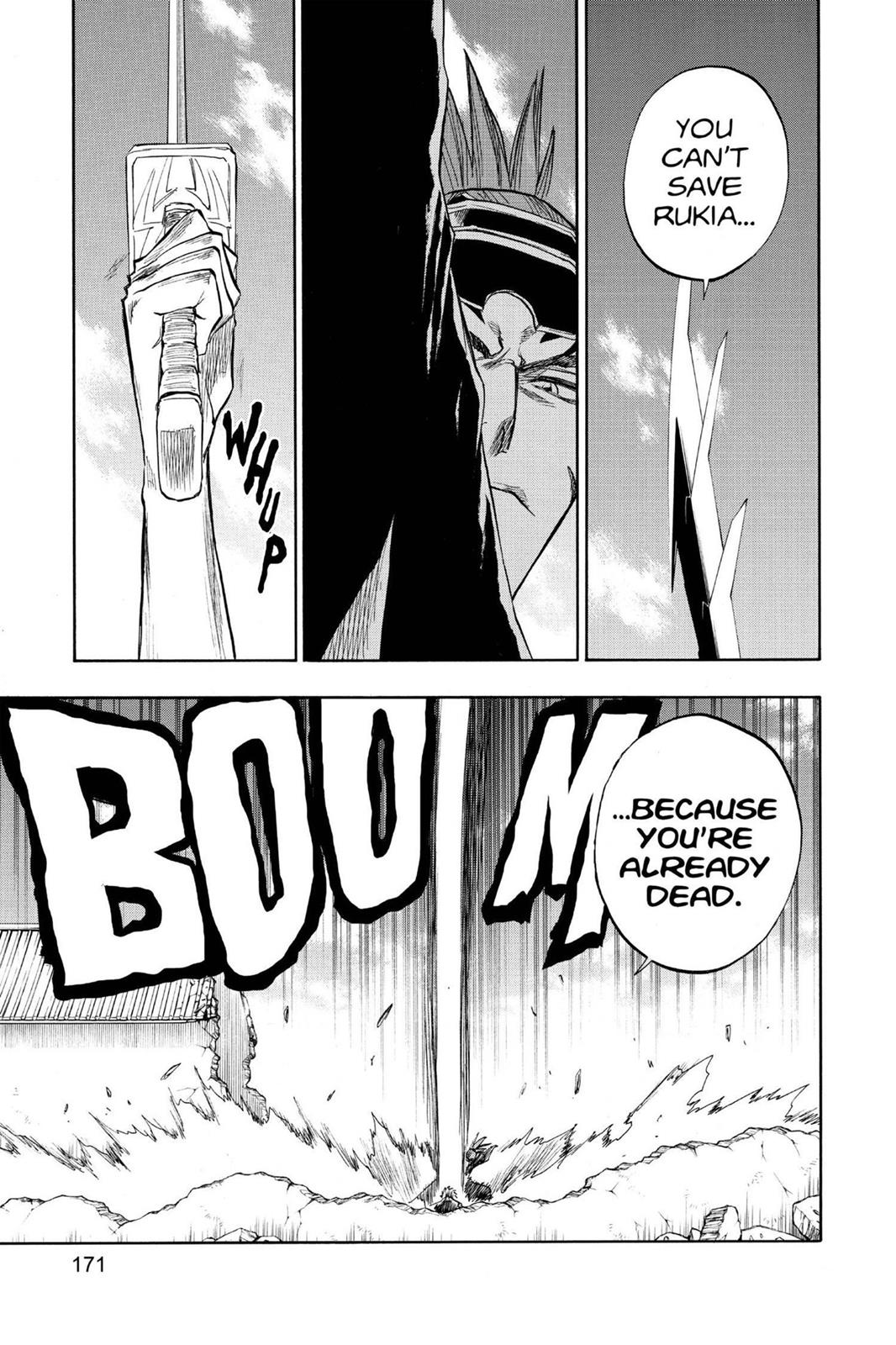 Bleach, Chapter 97 image 003