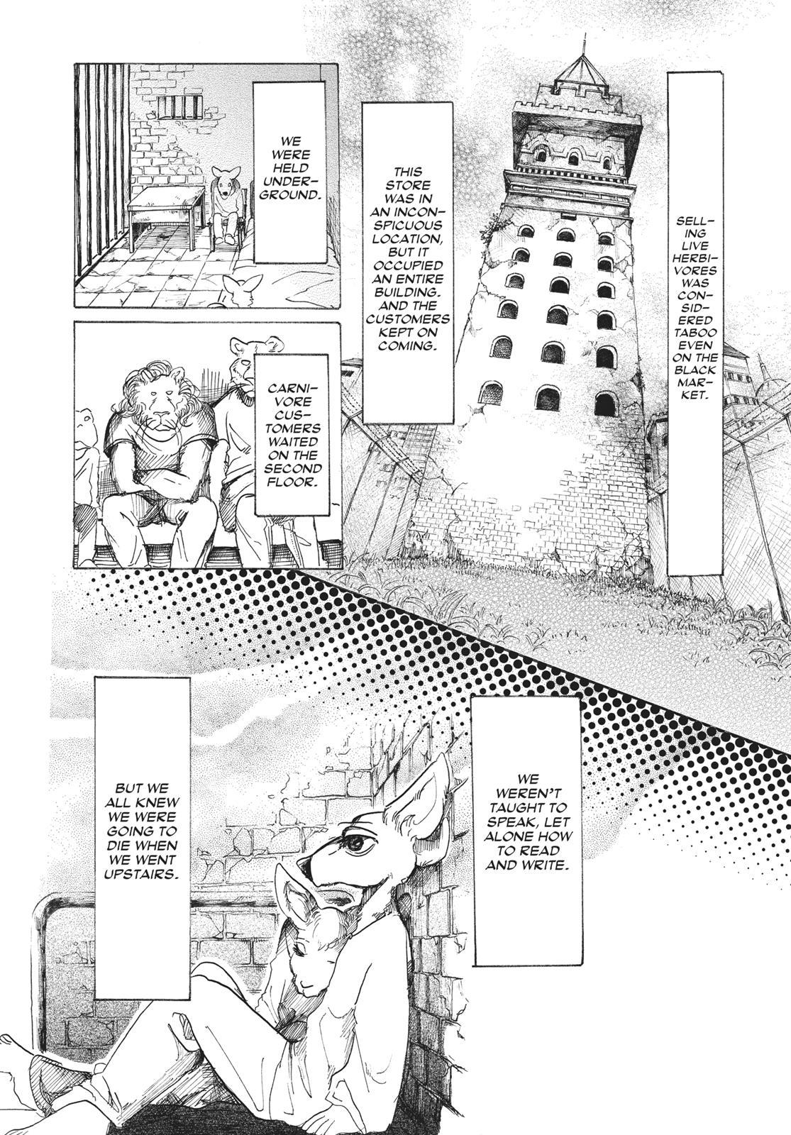 Beastars Manga, Chapter 33 image 011