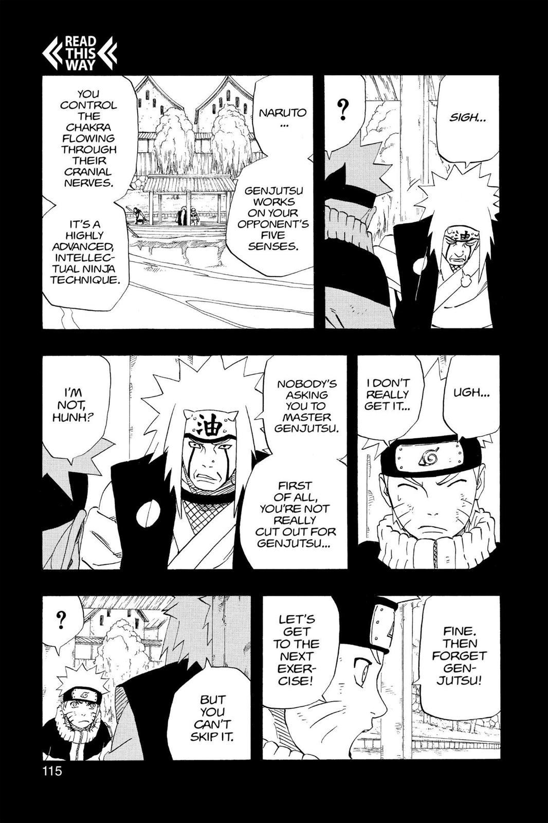 Naruto, Chapter 259 image 009