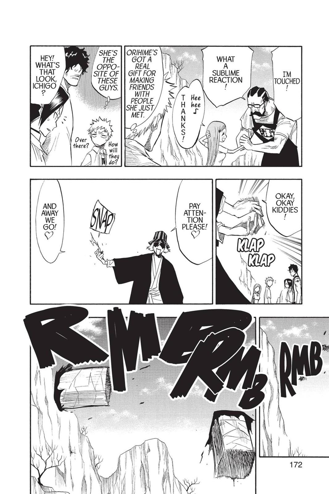 Bleach, Chapter 70 image 002