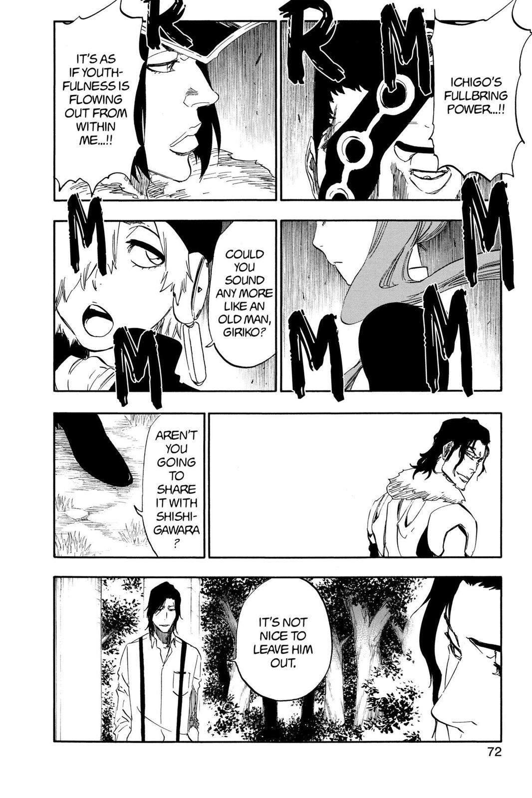 Bleach, Chapter 463 image 003