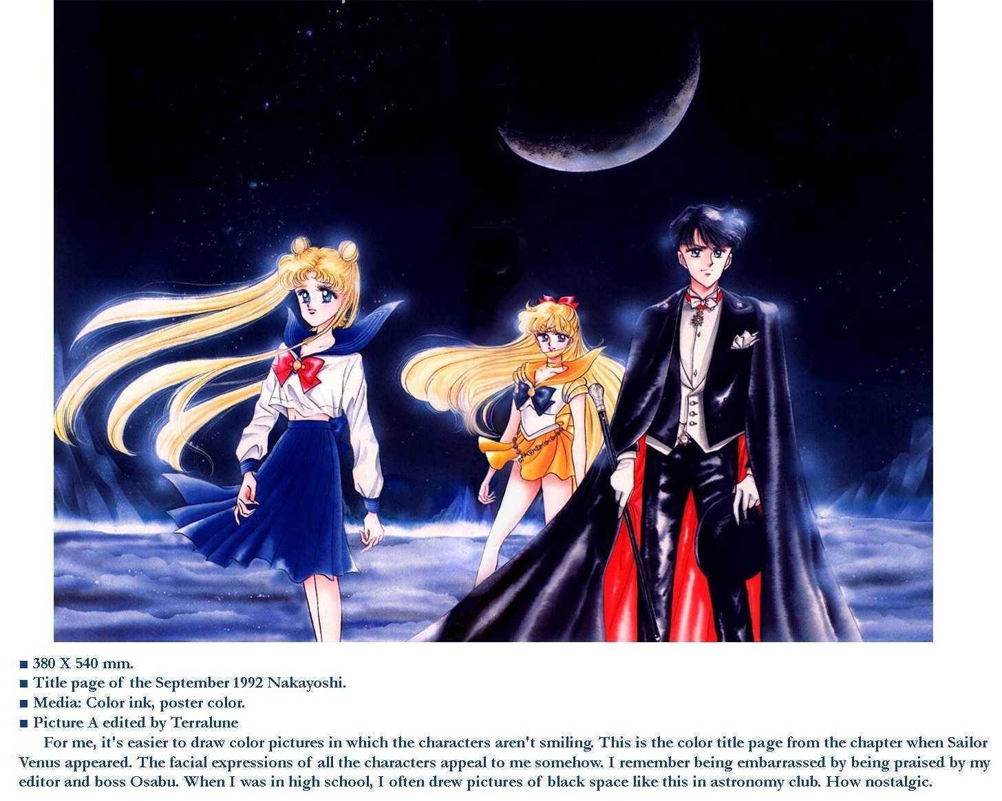 Sailor Moon, Cahpter 1 image 019