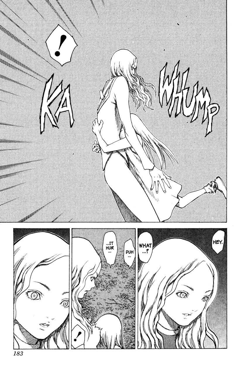 Claymore, Chapter 15 image 021