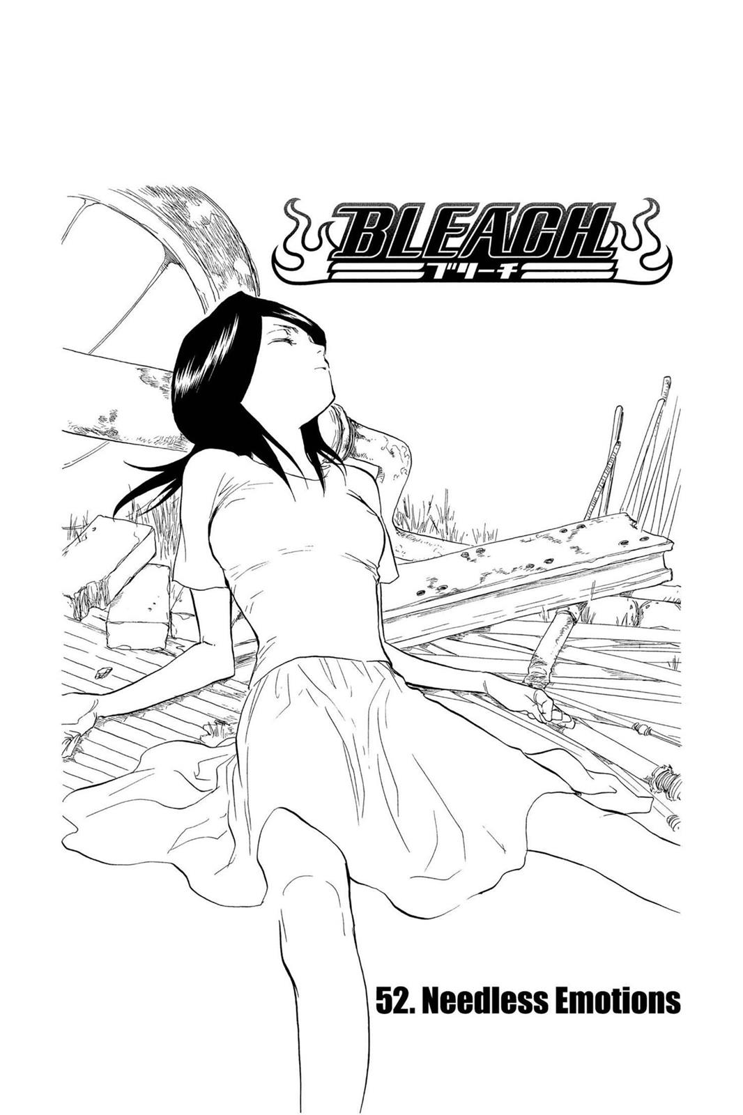 Bleach, Chapter 52 image 002