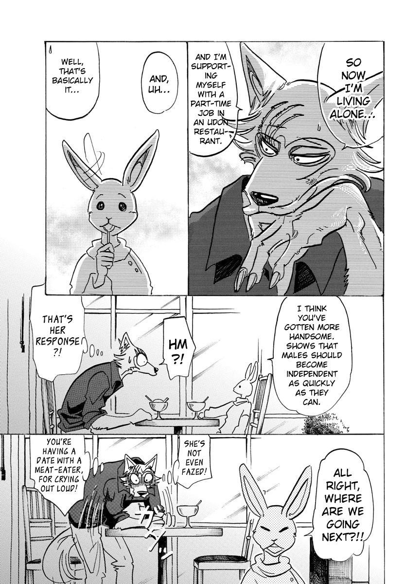 Beastars Manga, Chapter 121 image 011