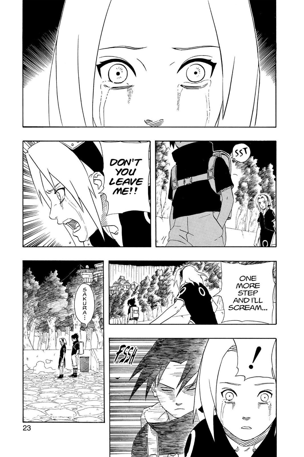 Naruto, Chapter 181 image 023