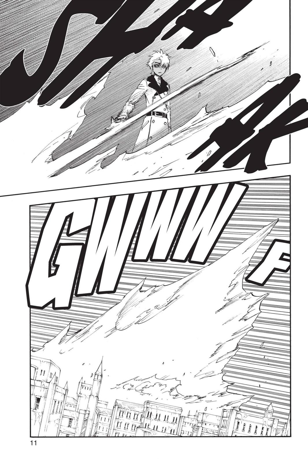 Bleach, Chapter 592 image 010